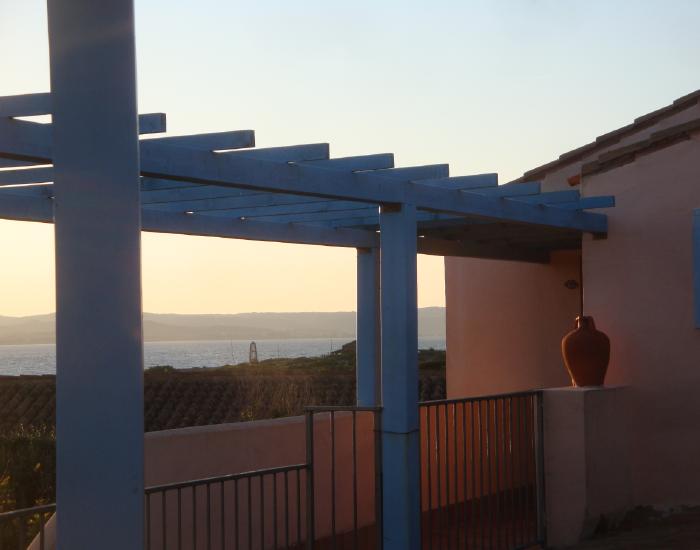 Wijngaard bezoeken Sardinie