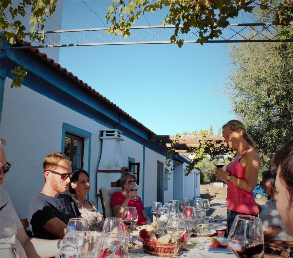 wijnreis portugal