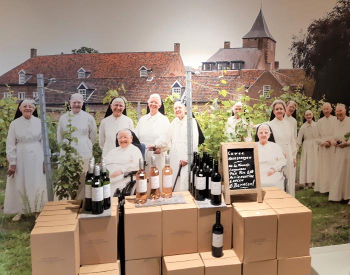 wijn nonnen oosterhout