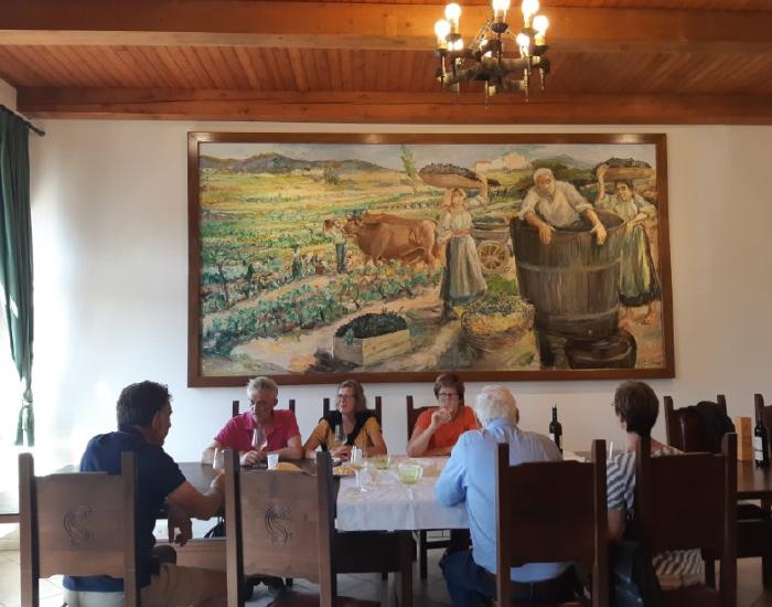 Wijn en spijs workshop