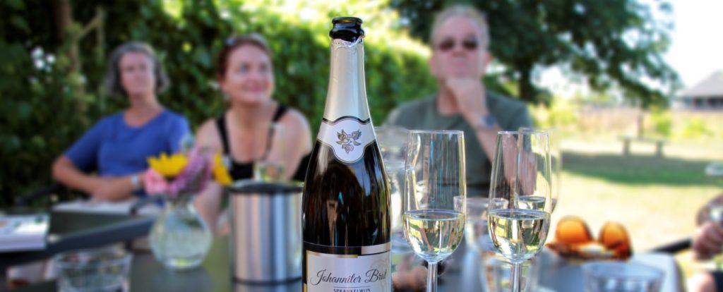 Wijngaard bezoeken Nederland