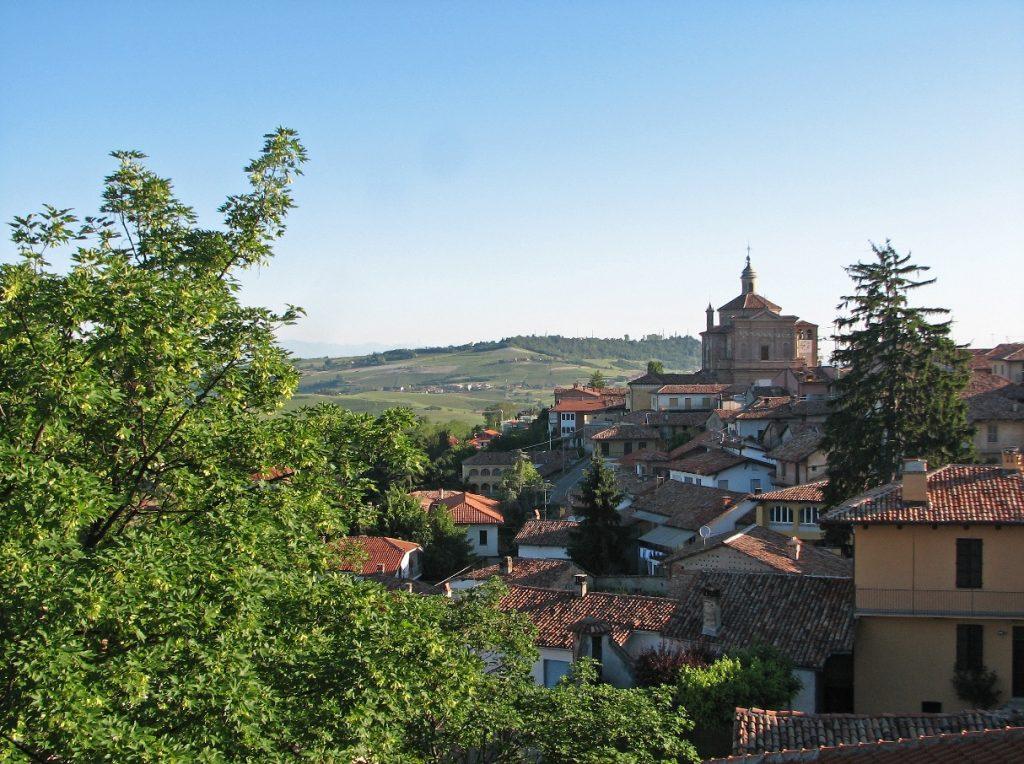 Overnachten kasteel Piemonte