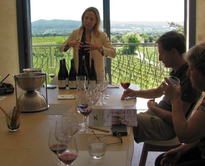wijnen zuid frankrijk
